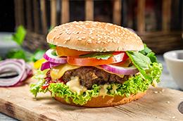 Тай-Біф бургер